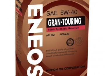 Масло с молибденом марки ENEOS GRAN-TOURING SM 5 W40 — выбор сегодня и навсегда