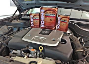 В чем секрет популярности автомобильного масла марки ENEOS SUPER GASOLINE SM 5W30