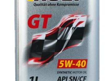 Моторное масло марки ROLF GT 5W40 SN/CF — продукт с высоким уровнем текучести