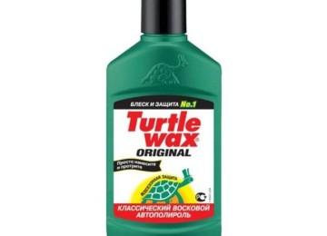 Полироль марки Turtle Wax Original — для полировки кузова автотранспортного средства