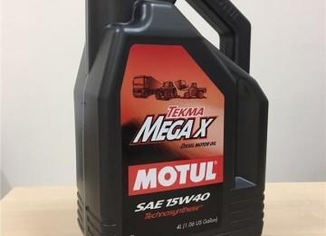 Уникальность автомобильного масла марки Motul Tekma Mega X 10W40 — в его диспергирующих  свойствах и высокой термоокислительной способности