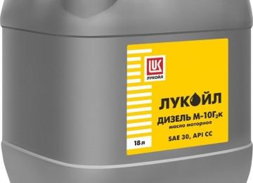 Чтобы не путать: нефтепродукты от ЛУКОЙЛ марки ДИЗЕЛЬ М-10Г2К и М-8Г2К