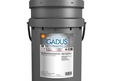 Многокомпонентный состав смазки Shell Gadus S5 V100 2