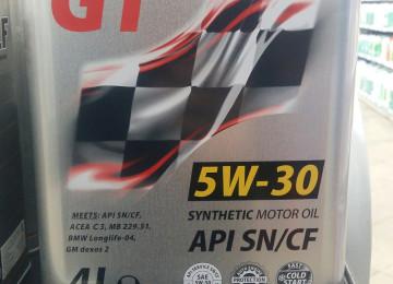 Доступные цены и немецкое качество: масло марки ROLF GT 5W30