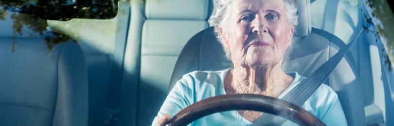 Управление автомобилем: какой допустимый возраст водителя