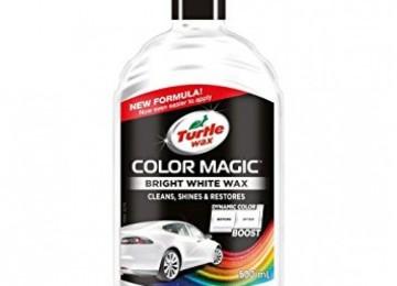 Средство для полировки и восстановления цвета лакокрасочного покрытия марки Turtle Wax Color Magic