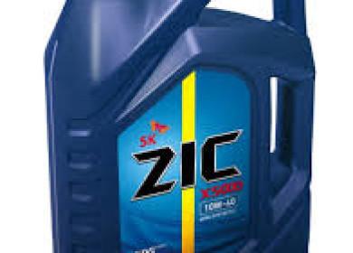 Идеальная полусинтетика для грузовиков марки ZIC X5000 10W40 — смазка для техники и на все случаи жизни