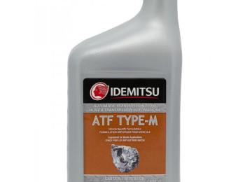 Оценено не только японцами: масло с узкой специализацией для АКПП марки IDEMITSU ATF TYPE-M