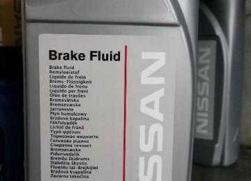 Международные условия, требования и стандарты соблюдены: тормозная жидкость от NISSAN