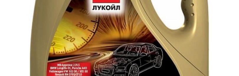 Синтетическое масло марки Лукойл Люкс 5W40 — с улучшенной формулой