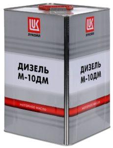 Масло Лукойл Дизель M-10ДM