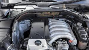 дизельный мотор с турбонаддувом