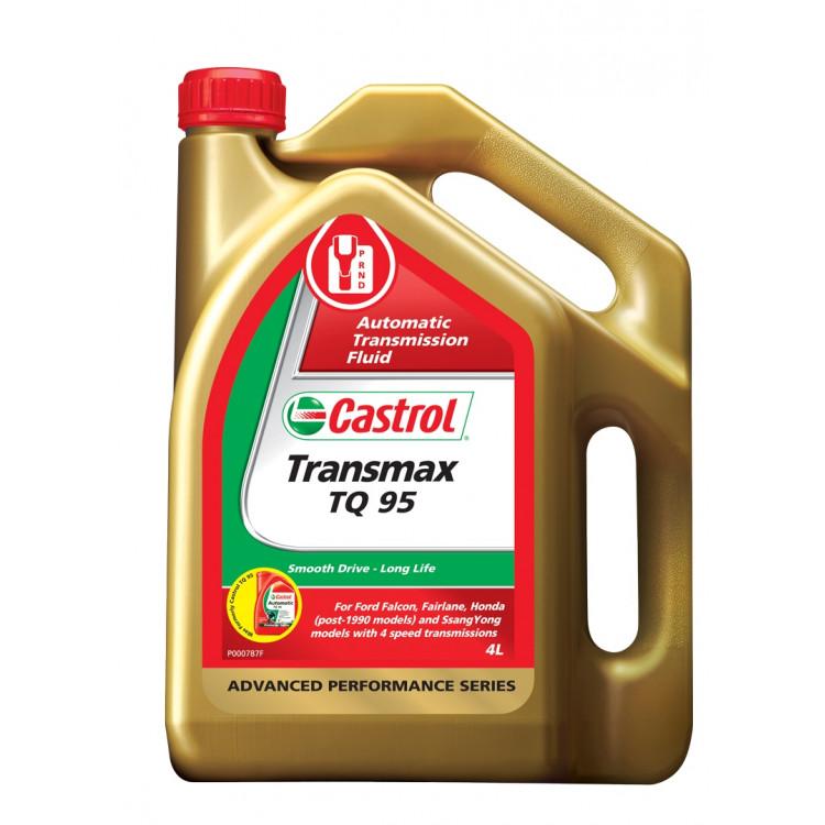 Особенности масла марки Castrol Transmax TQ 95