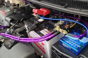 4. Высоковольтные провода и катушка зажигания